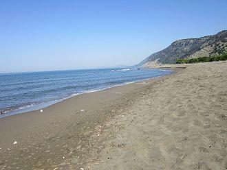 Shëngjin - Rana e Hedhun coastal dune