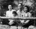 Shigetaka Sasaki and family - approximately 1940.png