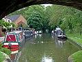 Shropshire Union Canal at Gnosall Heath, Staffordshire - geograph.org.uk - 1334001.jpg