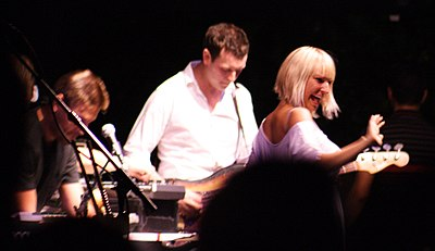 Picture of a band or musician: Zero 7