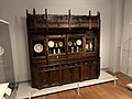 Sideboard, Carel Adolph Lion Cachet, sculpture by Joseph Mendes da Costa, manufactured by EJ van Wisselingh & Co pic1.jpg
