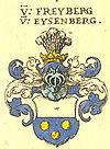 Siebmacher112-Freyberg von Eysenberg.jpg