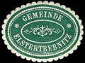 Siegelmarke Gemeinde Elstertrebnitz (Borna) W0253659.jpg