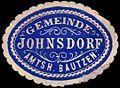 Siegelmarke Gemeinde Johnsdorf - Amtshauptmannschaft Bautzen W0252998.jpg