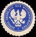 Siegelmarke Königliche Akademie der Wissenschaften W0235345.jpg