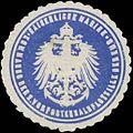 Siegelmarke K. Marine Kommando der 2. Vorpostenhalbflottille der Ems W0357572.jpg
