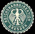 Siegelmarke Reichsbahndirektion Dresden W0229494.jpg