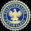 Siegelmarke Stadtvorstand Freiwaldau W0319535.jpg