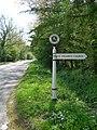 Sign Post - geograph.org.uk - 163969.jpg