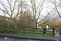 Signpost, Spot Lane - geograph.org.uk - 1610584.jpg
