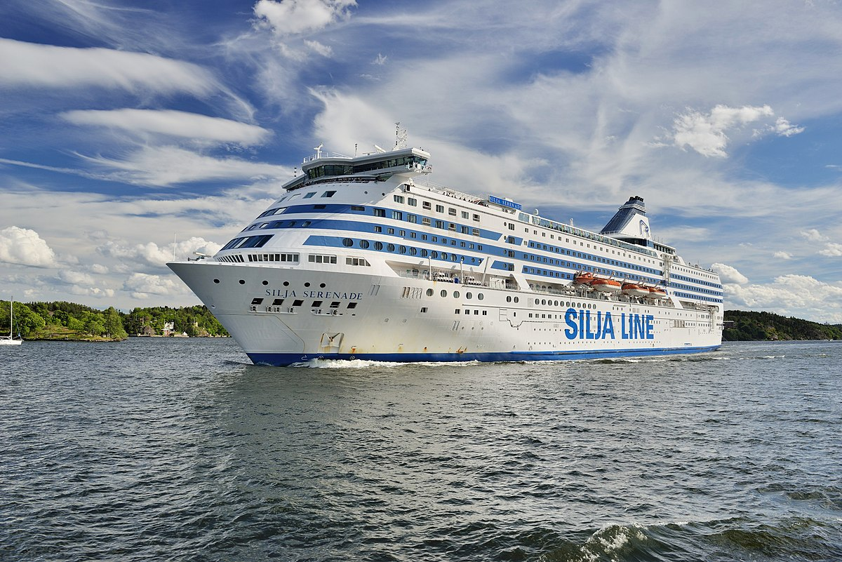 MS Silja Serenade - Wikipedia