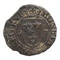 Silvermynt halvt öre, 1597 - Skoklosters slott - 109206.tif