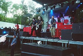 Simple Plan live in Agawam, Massachusetts (2005)