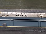 Singa, ENI 02317703 at the Rhine river pic2.JPG