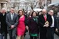 Sinn Féin MPs, MLAs & TDs en route to the Dáil100 event (45922969195).jpg