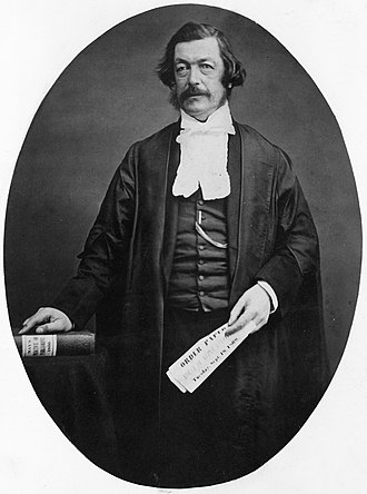 Speaker of the New Zealand House of Representatives - Image: Sir Charles Clifford, ca 1860