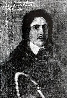 Sir Vincent Corbet, 1st Baronet English politician