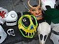 Skeleton Krewe Masks 2008.jpg