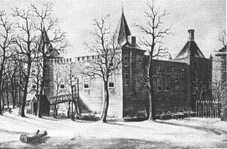 Ilpenstein Castle - Image: Slot Ilpenstein