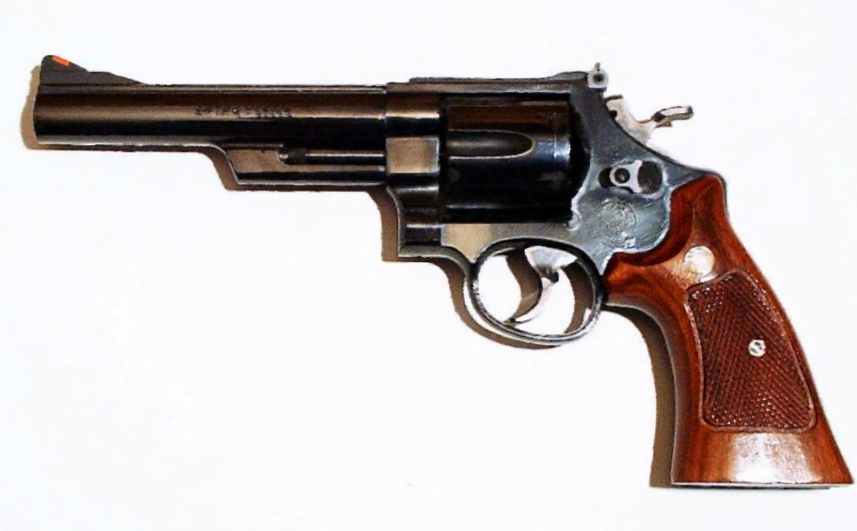 Smith & Wesson Model 29 – Wikipedia