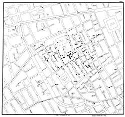 Épidémie de choléra de Broad Street