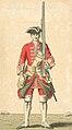 Soldier of 32nd regiment 1742.jpg