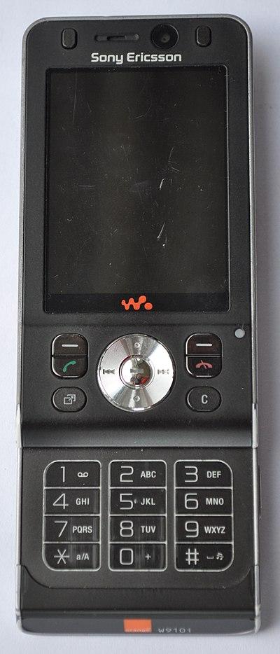 firmware sony ericsson w910i