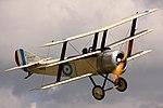 Sopwith Triplane - Flying Legends 2012 - Duxford (7486828684).jpg