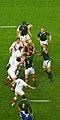South Africa - England RWC 2007 Victor Matfield Os Du Randt 14092007.jpg