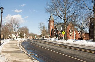 Town in Massachusetts, United States