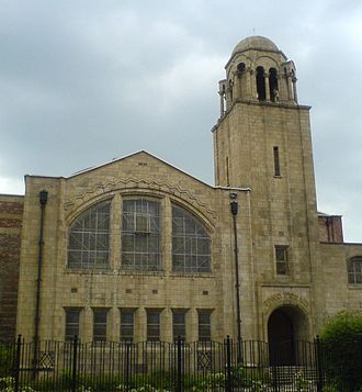 History of the Jews in Manchester - Image: South Manchester Synagogue