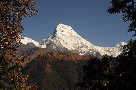 South face of Mount Annapurna (30)