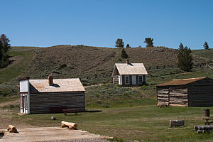 South Pass City, Wyoming - Image: South pass city 1