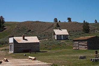 South Pass City, Wyoming - Image: South pass city 1