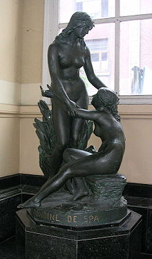 Ondine (mythology) - Wikipedia, the free encyclopedia