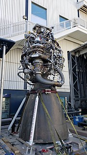 SpaceX Raptor Family of cryogenic methane-fueled rocket engines developed by SpaceX