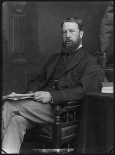 Spencer Cavendish, 8th Duke of Devonshire British statesman