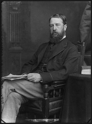 United Kingdom general election, 1880 (Ireland) - Image: Spencer Cavendish, 8th Duke of Devonshire