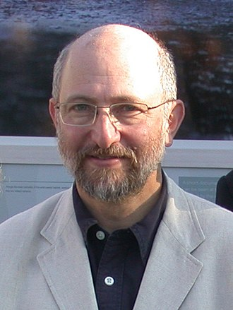 Steve Bloom - Bloom at the Spirit of the Wild exhibition opening, Birmingham, England, 22 September 2005