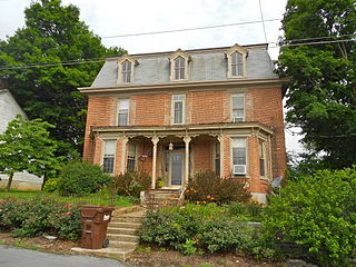 Fannett Township, Franklin County, Pennsylvania Township in Pennsylvania, United States