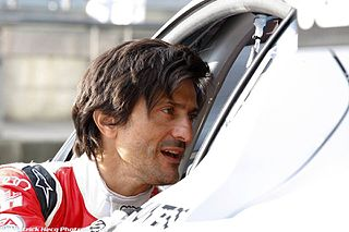 Stéphane Ortelli Monegasque racing driver