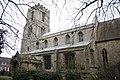 St.Margaret's church, Sibsey, Lincs. - geograph.org.uk - 110959.jpg