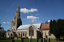 St.Mary's church, Frampton - geograph.org.uk - 147438.jpg