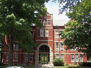 St. Mary's Academy (Davenport, Iowa) - Image: St. Mary's Academy Davenport Iowa
