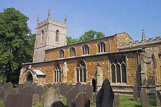 Ashby Folville Human settlement in England