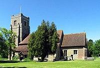 St Andrew, Hempstead, Essex - geograph.org.uk - 335630.jpg