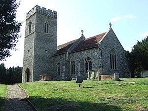 Burgh, Suffolk - St Botolph's, Burgh