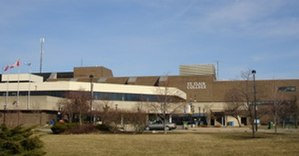 St. Clair College - Image: St Clair College (front view, 17 March 2006)