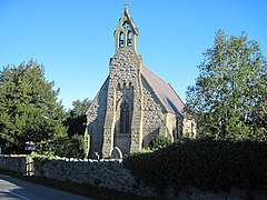 St John's church Weston Rhyn - geograph.org.uk - 2153553.jpg