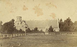 St John the Baptist Church, Christchurch Church in Christchurch, New Zealand